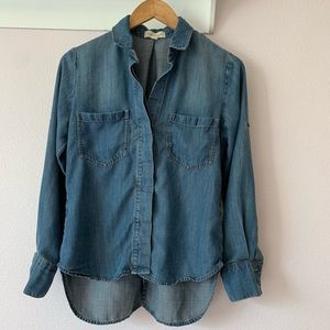 Cloth and stone chambray